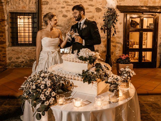 Il matrimonio di Simone e Federica a Pescia, Pistoia 36