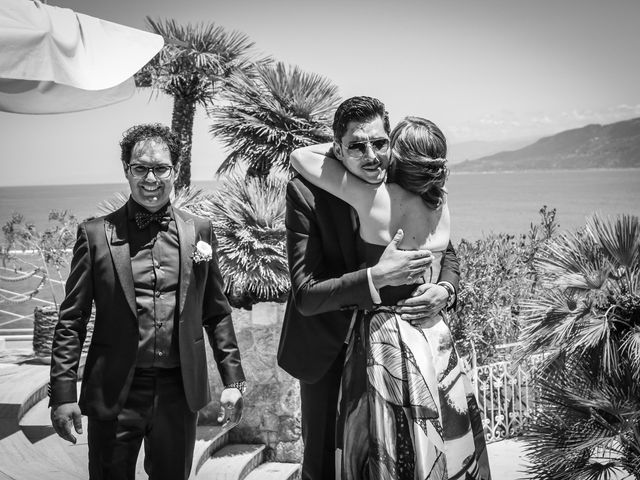 Il matrimonio di Antonio e Giulia a Cefalù, Palermo 16