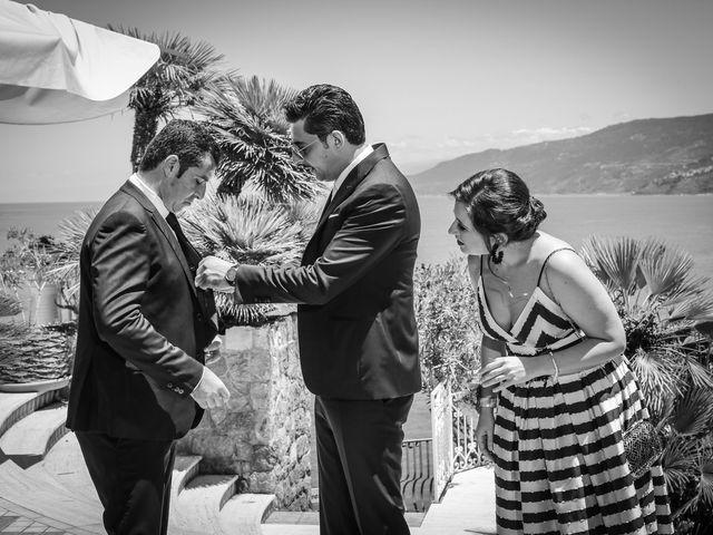 Il matrimonio di Antonio e Giulia a Cefalù, Palermo 17