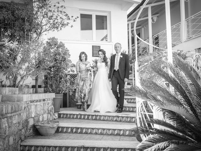Il matrimonio di Antonio e Giulia a Cefalù, Palermo 34