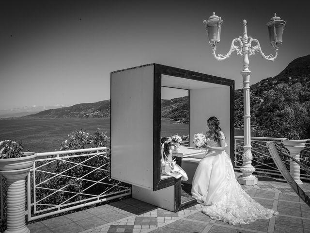 Il matrimonio di Antonio e Giulia a Cefalù, Palermo 37