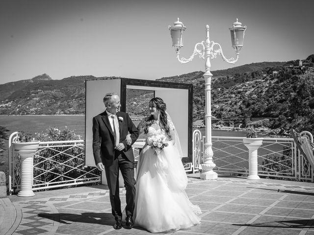 Il matrimonio di Antonio e Giulia a Cefalù, Palermo 41