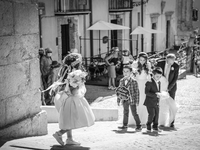 Il matrimonio di Antonio e Giulia a Cefalù, Palermo 45
