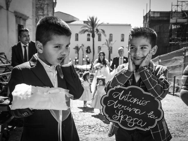 Il matrimonio di Antonio e Giulia a Cefalù, Palermo 46