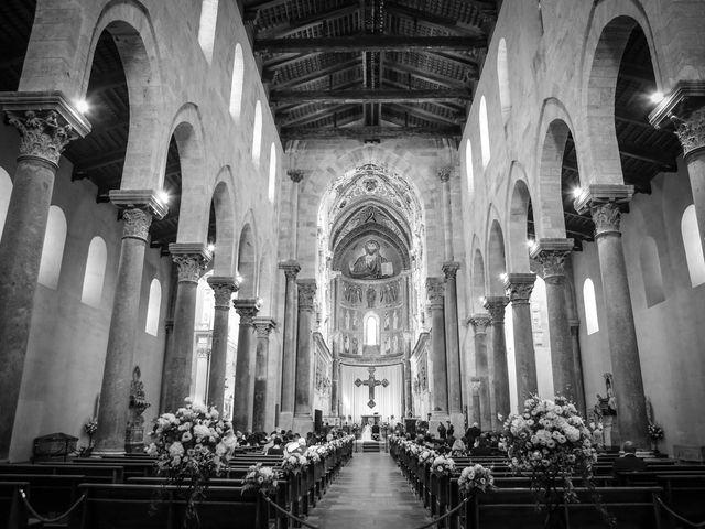 Il matrimonio di Antonio e Giulia a Cefalù, Palermo 49