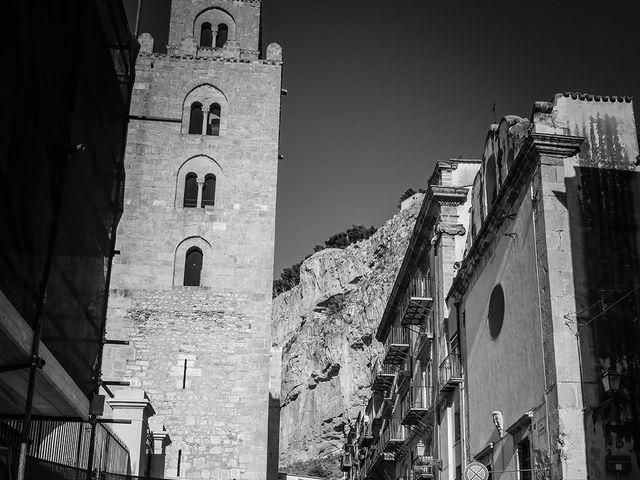 Il matrimonio di Antonio e Giulia a Cefalù, Palermo 54
