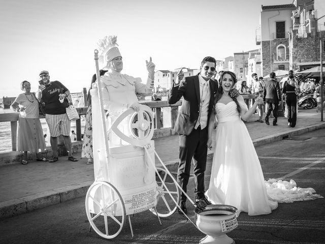 Il matrimonio di Antonio e Giulia a Cefalù, Palermo 66