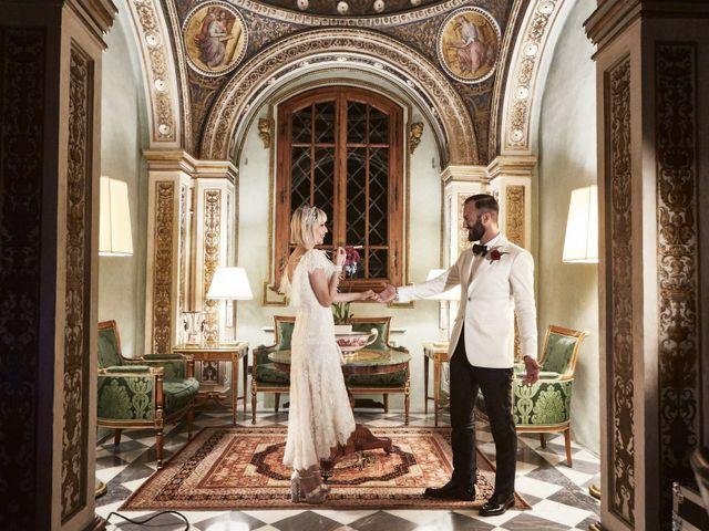 Il matrimonio di Alessandro e Francesca a Firenze, Firenze 65