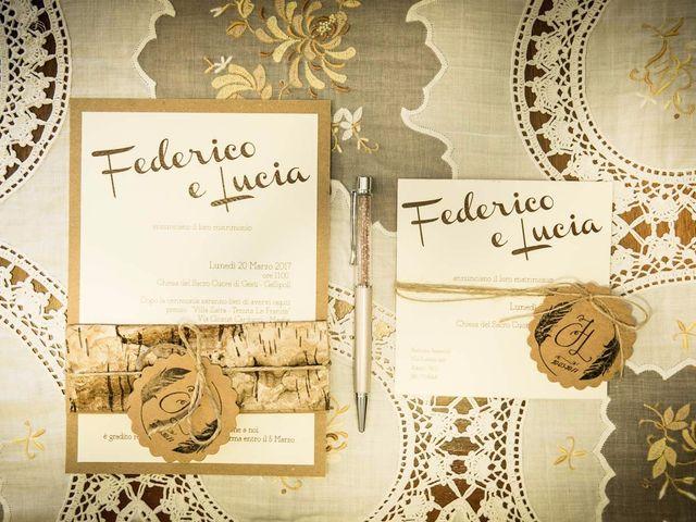 Il matrimonio di Federico e Lucia a Gallipoli, Lecce 3