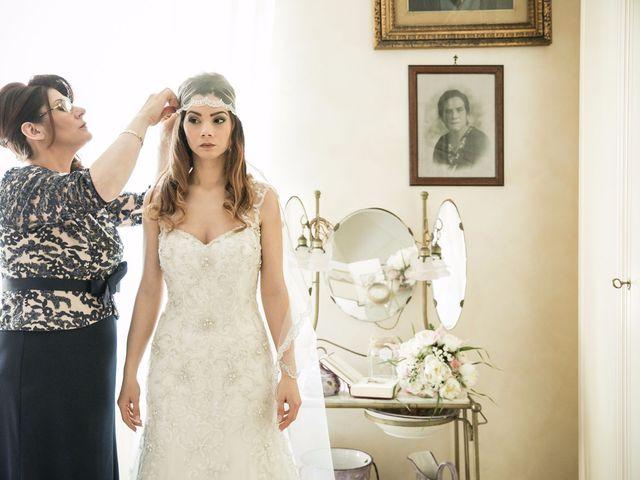 Il matrimonio di Federico e Lucia a Gallipoli, Lecce 11
