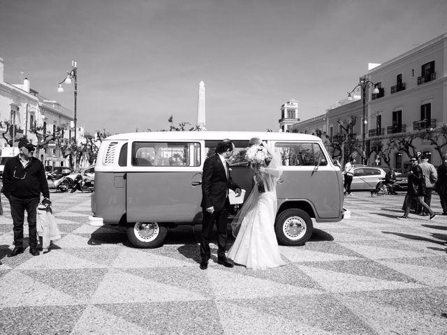 Il matrimonio di Federico e Lucia a Gallipoli, Lecce 16