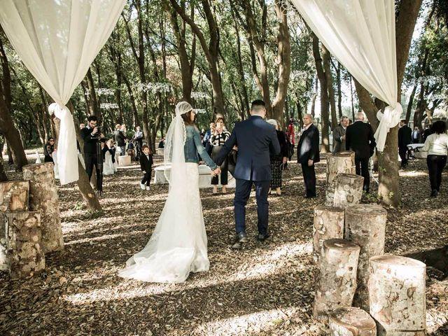 Il matrimonio di Federico e Lucia a Gallipoli, Lecce 34