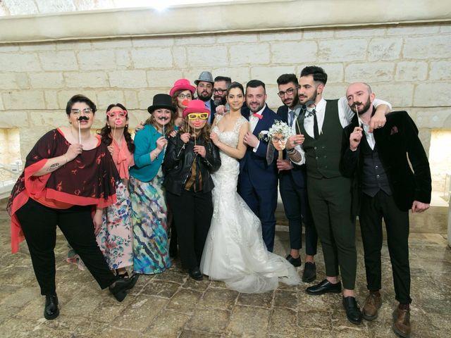 Il matrimonio di Federico e Lucia a Gallipoli, Lecce 43