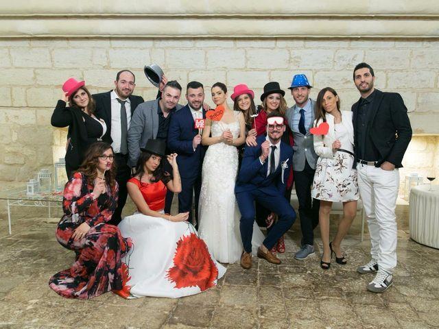 Il matrimonio di Federico e Lucia a Gallipoli, Lecce 45