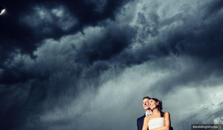 Il matrimonio di Andrea e Irene a Barni, Como