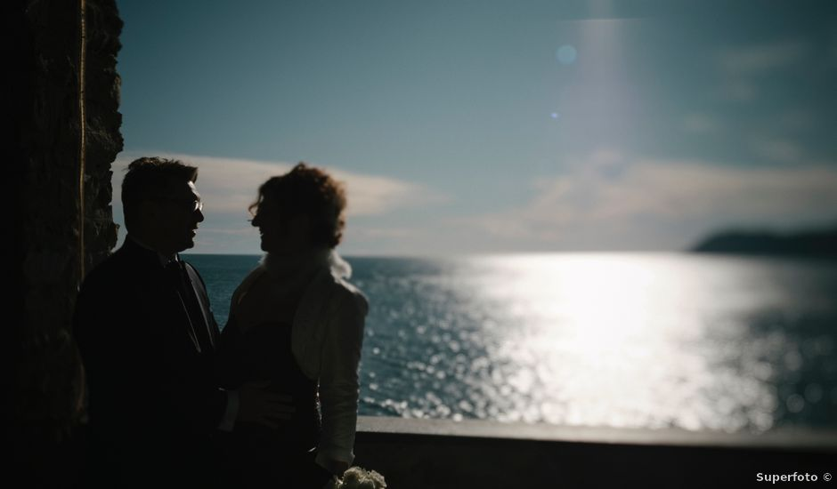 Il matrimonio di Andrea e Sonia a Alassio, Savona