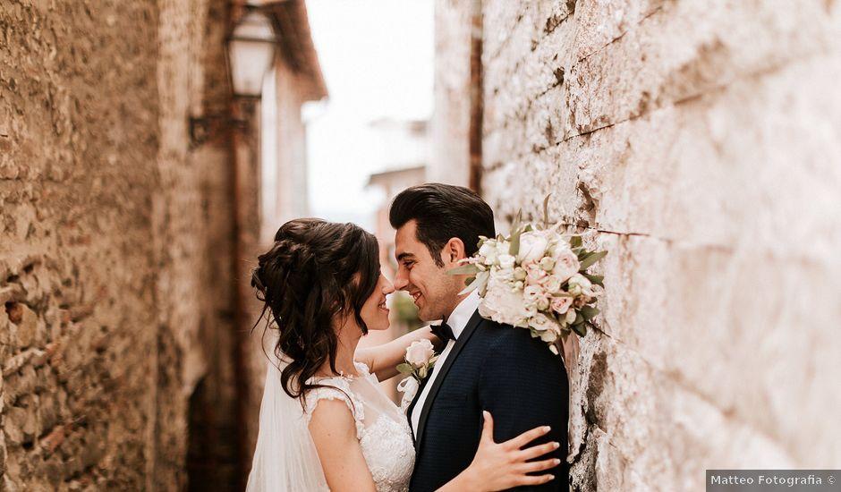 Il matrimonio di Alessandro e Debora a Poggio Berni, Rimini