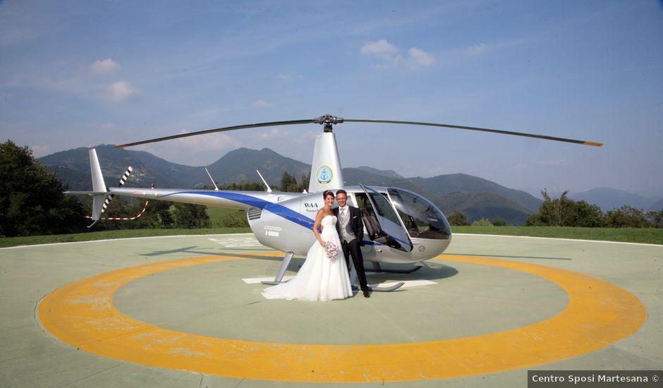 Il matrimonio di Giovanni e Annalisa a Bergamo, Bergamo