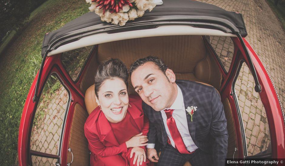 Il matrimonio di Arturo e Susy a Rozzano, Milano