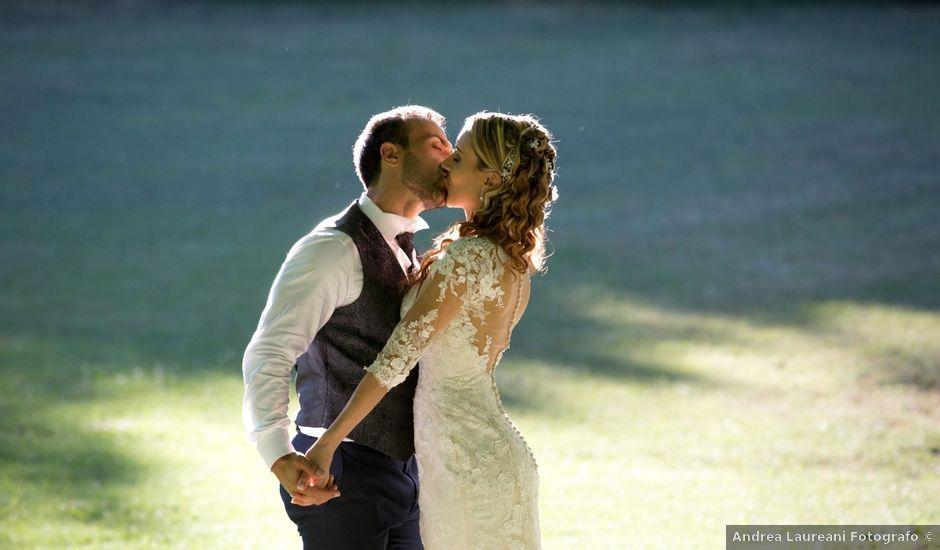 Il matrimonio di William e Alessia a Celano, L'Aquila
