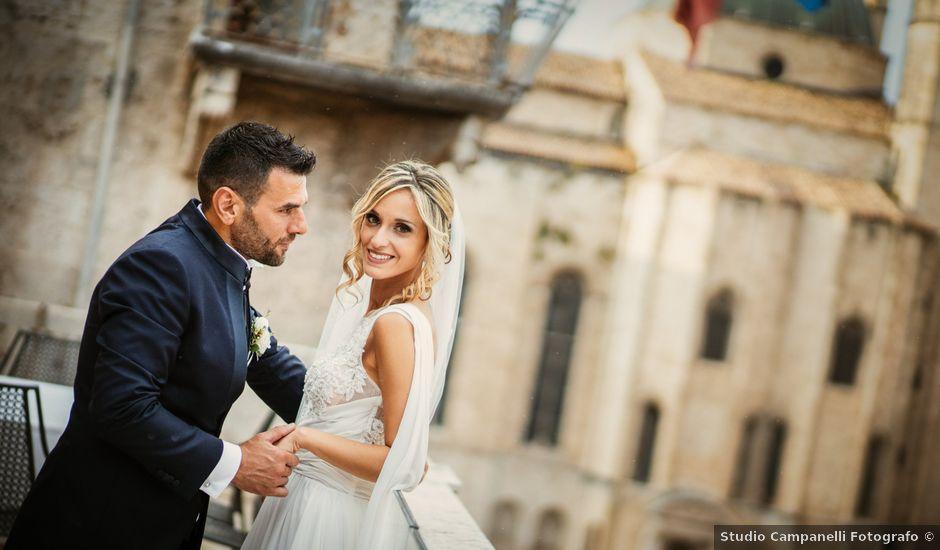 Il matrimonio di Andrea e Federica a Ascoli Piceno, Ascoli Piceno