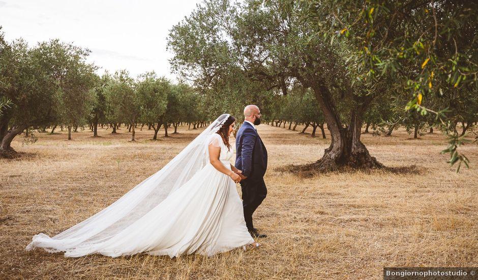 Il matrimonio di Maria e Pietro a Canicattì, Agrigento