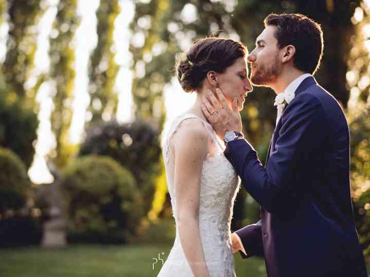 le nozze di Chiaramaria e Riccardo