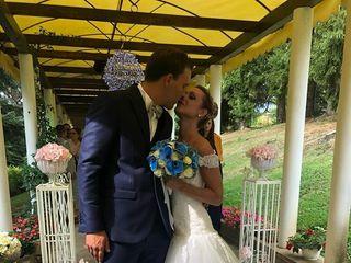 Le nozze di Veronica e Johan 3