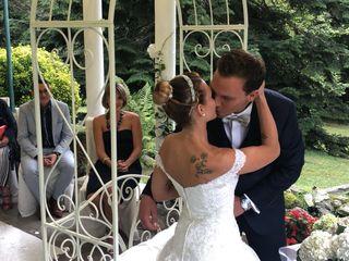 Le nozze di Veronica e Johan