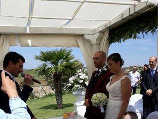 Le nozze di Alessandro e Marta 1
