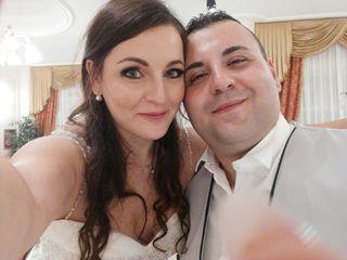 Le nozze di Nancy e Gaetano