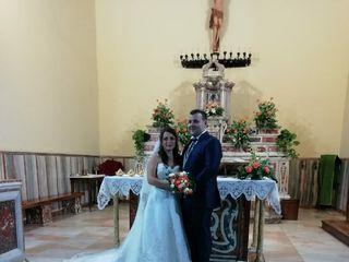 Le nozze di Nancy e Gaetano 1