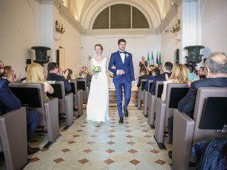 Le nozze di Riccardo e Georgie