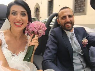 Le nozze di Lorenzo e Elisa