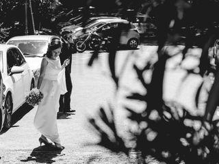 Le nozze di Juliet e Federico