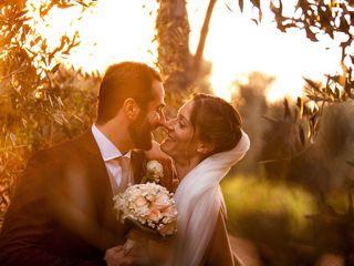 Le nozze di Erick e Luisa