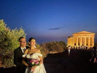 Le nozze di Graziana  e Antonino