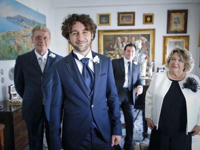 Il matrimonio di Marco e Francesca a Salerno, Salerno 20