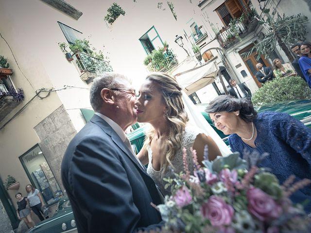 Il matrimonio di Marco e Francesca a Salerno, Salerno 33