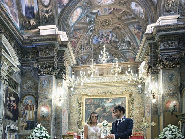 Il matrimonio di Marco e Francesca a Salerno, Salerno 38