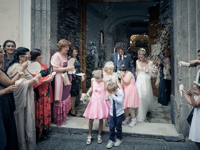 Il matrimonio di Marco e Francesca a Salerno, Salerno 42