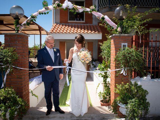 Il matrimonio di Alessio e Fausta a Fondi, Latina 15