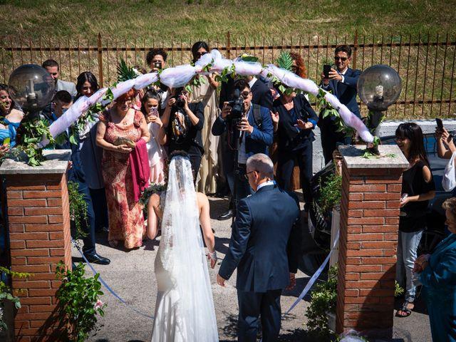 Il matrimonio di Alessio e Fausta a Fondi, Latina 16