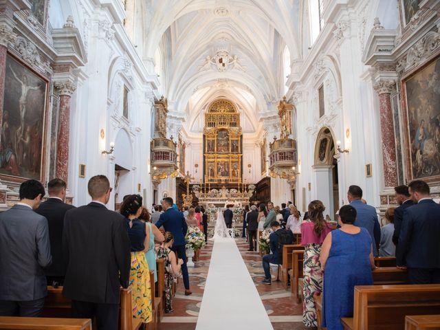Il matrimonio di Alessio e Fausta a Fondi, Latina 23