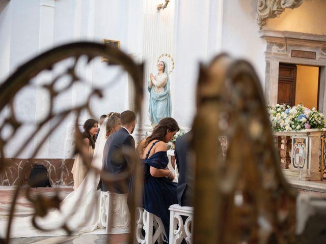 Il matrimonio di Alessio e Fausta a Fondi, Latina 24