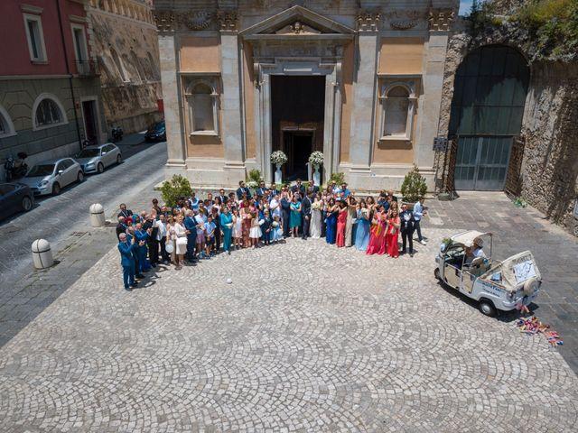 Il matrimonio di Alessio e Fausta a Fondi, Latina 30