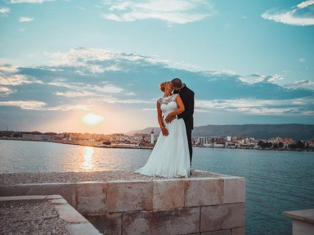 Le nozze di Nancy e Dario
