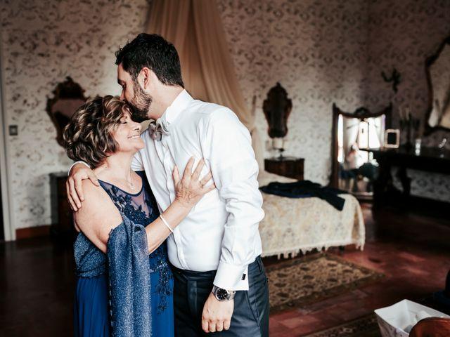 Il matrimonio di Fabio e Ilaria a Grumolo delle Abbadesse, Vicenza 8