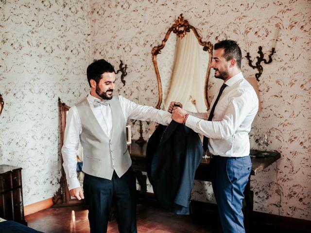Il matrimonio di Fabio e Ilaria a Grumolo delle Abbadesse, Vicenza 12