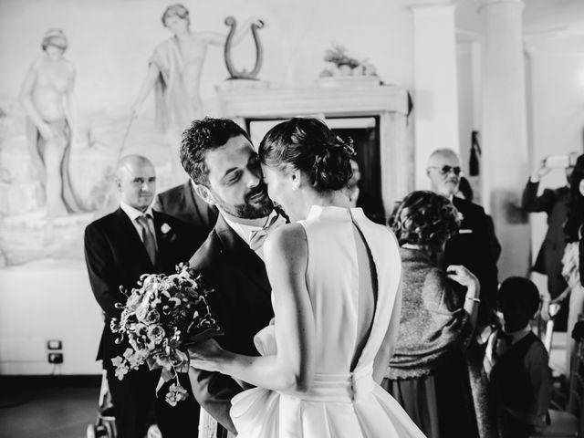 Il matrimonio di Fabio e Ilaria a Grumolo delle Abbadesse, Vicenza 13